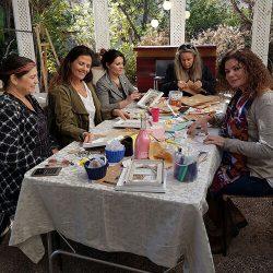 סדנאות יצירה לנשים