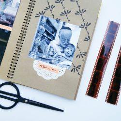 עיצוב אלבום תמונות - אלבום תמונות למשפחה