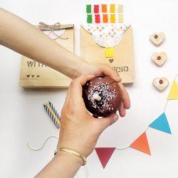 שקיות הפתעה - שקיות הפתעה חגיגיות